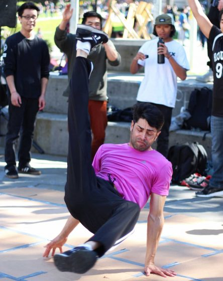 SF State's Hip Hop State of Mind aims to educate