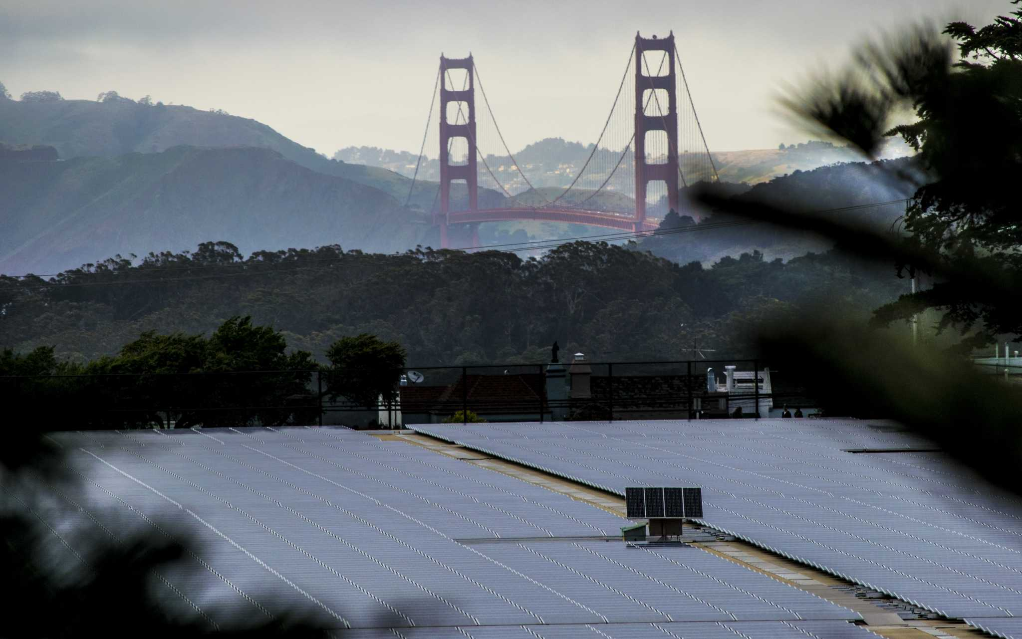 SF State exempt from new bill that requires solar panels for new buildings