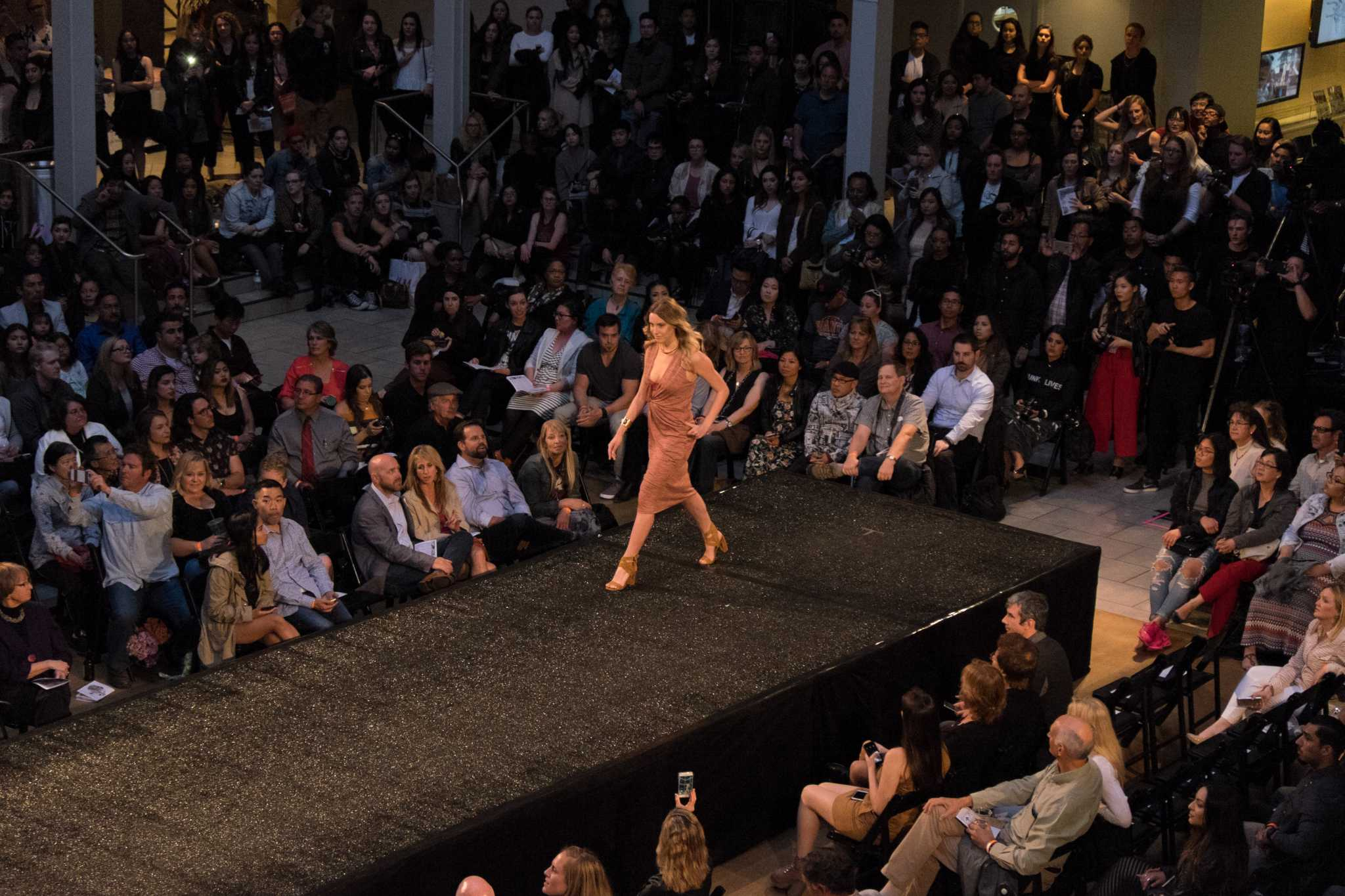 Student-run fashion show slays downtown San Francisco