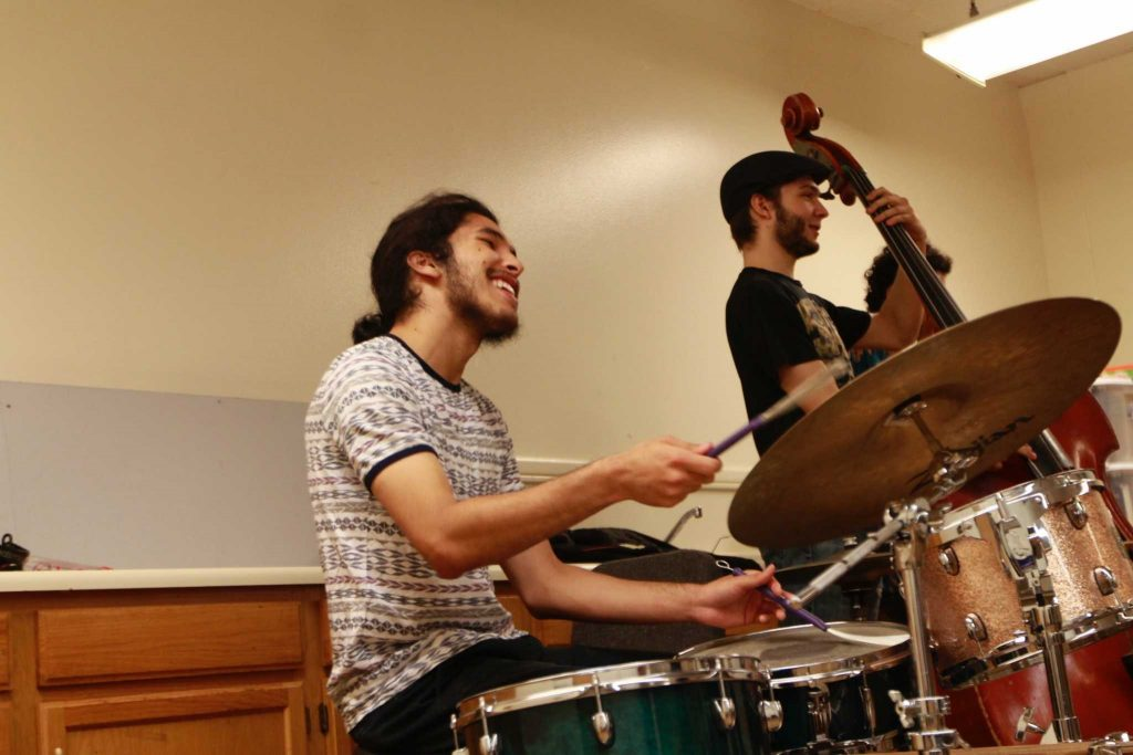 Music majors move beyond jazz and classical music