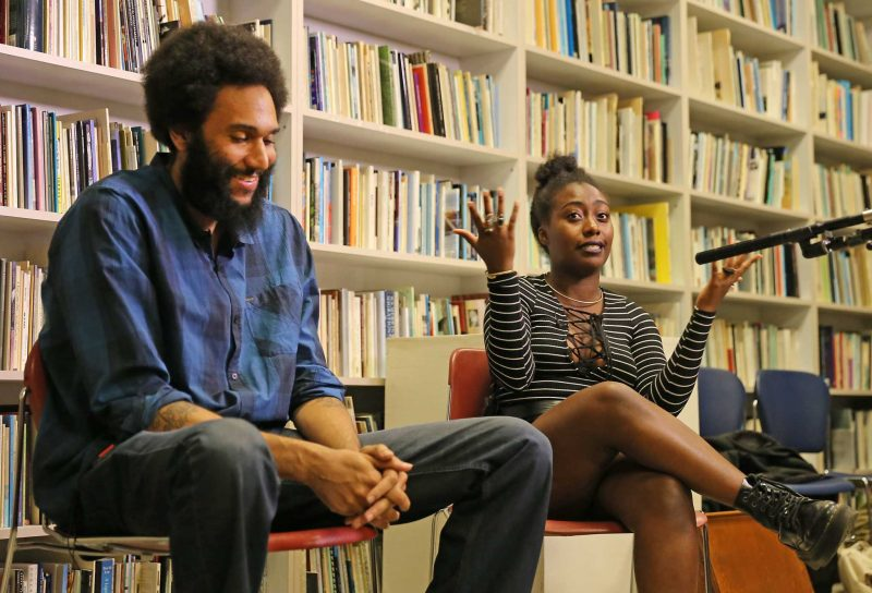 Poetry center kicks off first event of the semester