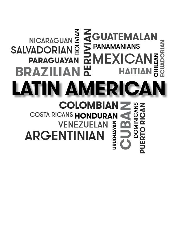 One Word Can't Solely Define Latin Americans
