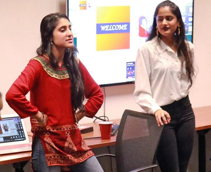 Students create safe space for South Asians