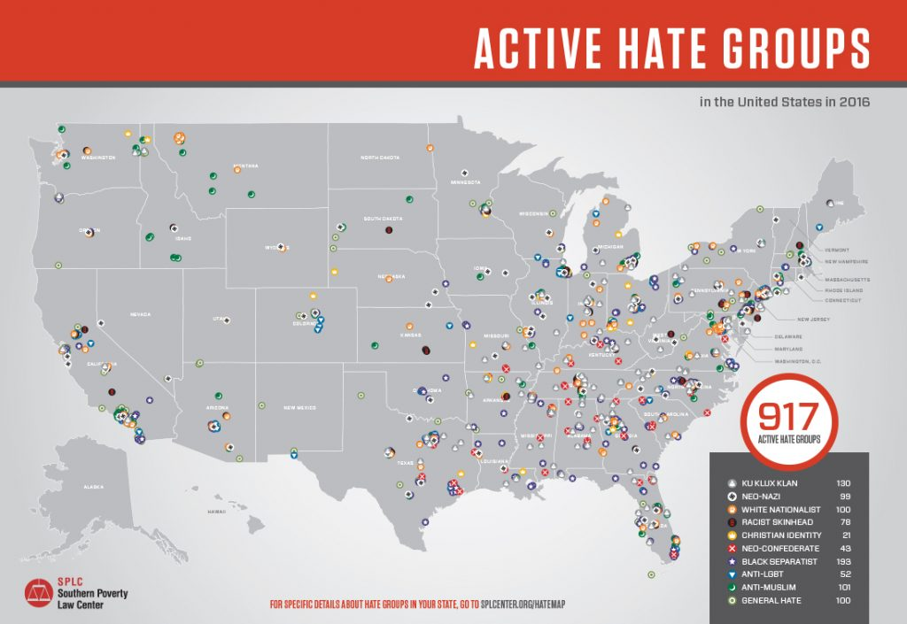 Active+hate+groups+map+%28courtesy+of+Southern+Poverty+Law+Center%29