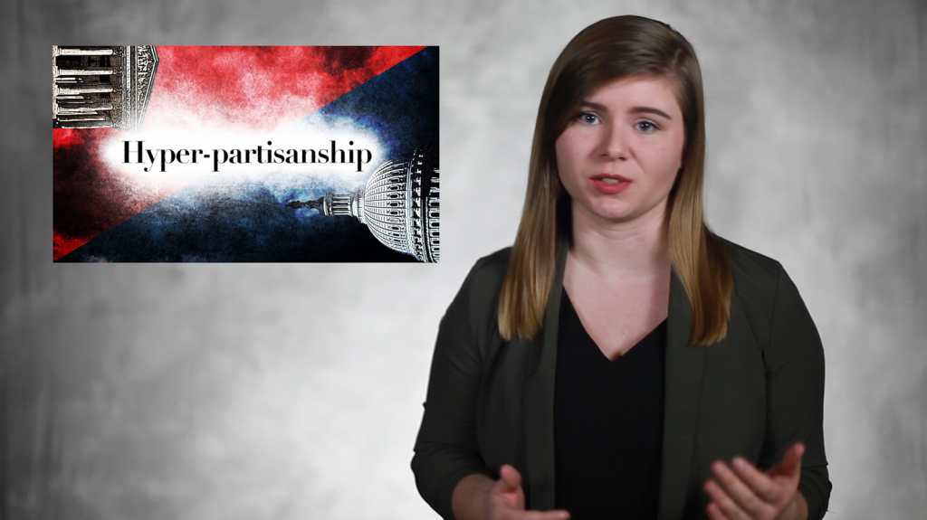 The Fake News Watch: Hyper-Partisanship (Ep. 5)