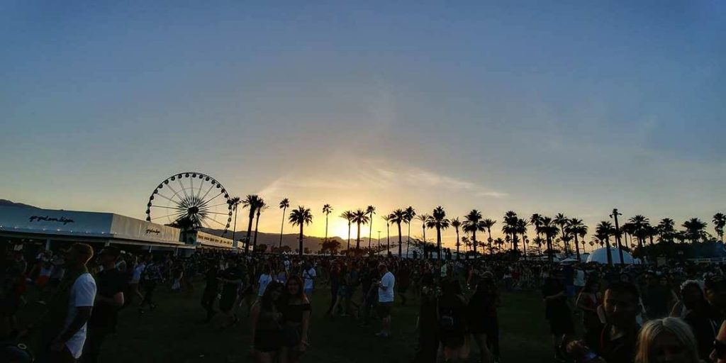 SF State students showcase their fashion at Coachella 2017