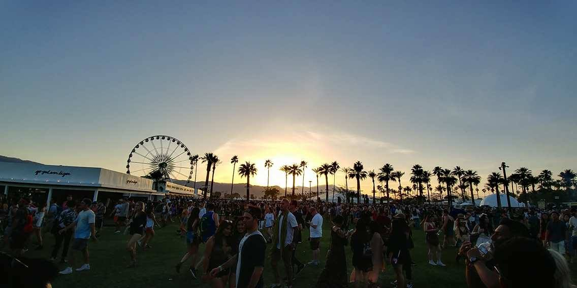 Me, myself and Coachella