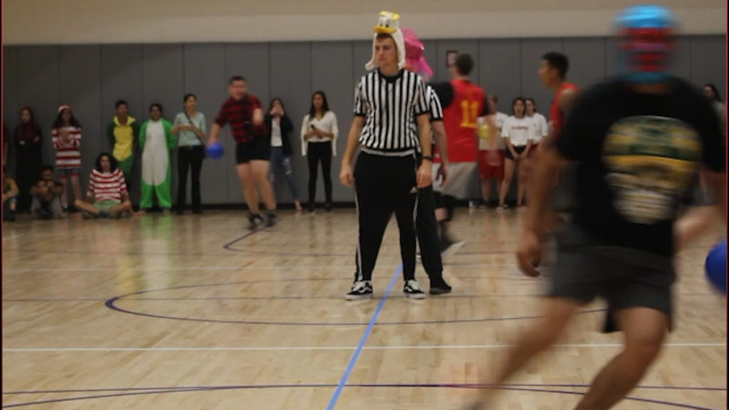 Halloween Costume Dodgeball 2017