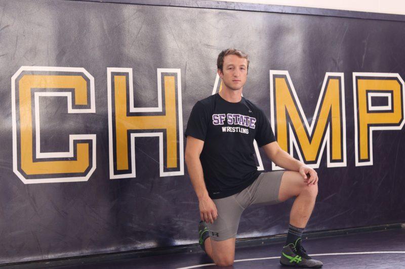 New Gator wrestling coach takes a chomp at legacy