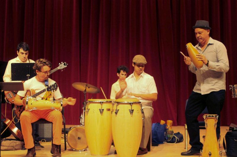 Ensemble keeps Afro Cuban Jazz alive