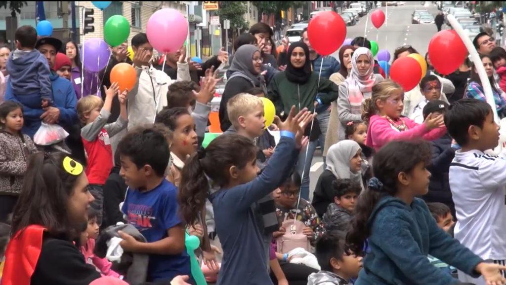 Inside Tenderloin: Community gathering on Thanksgiving