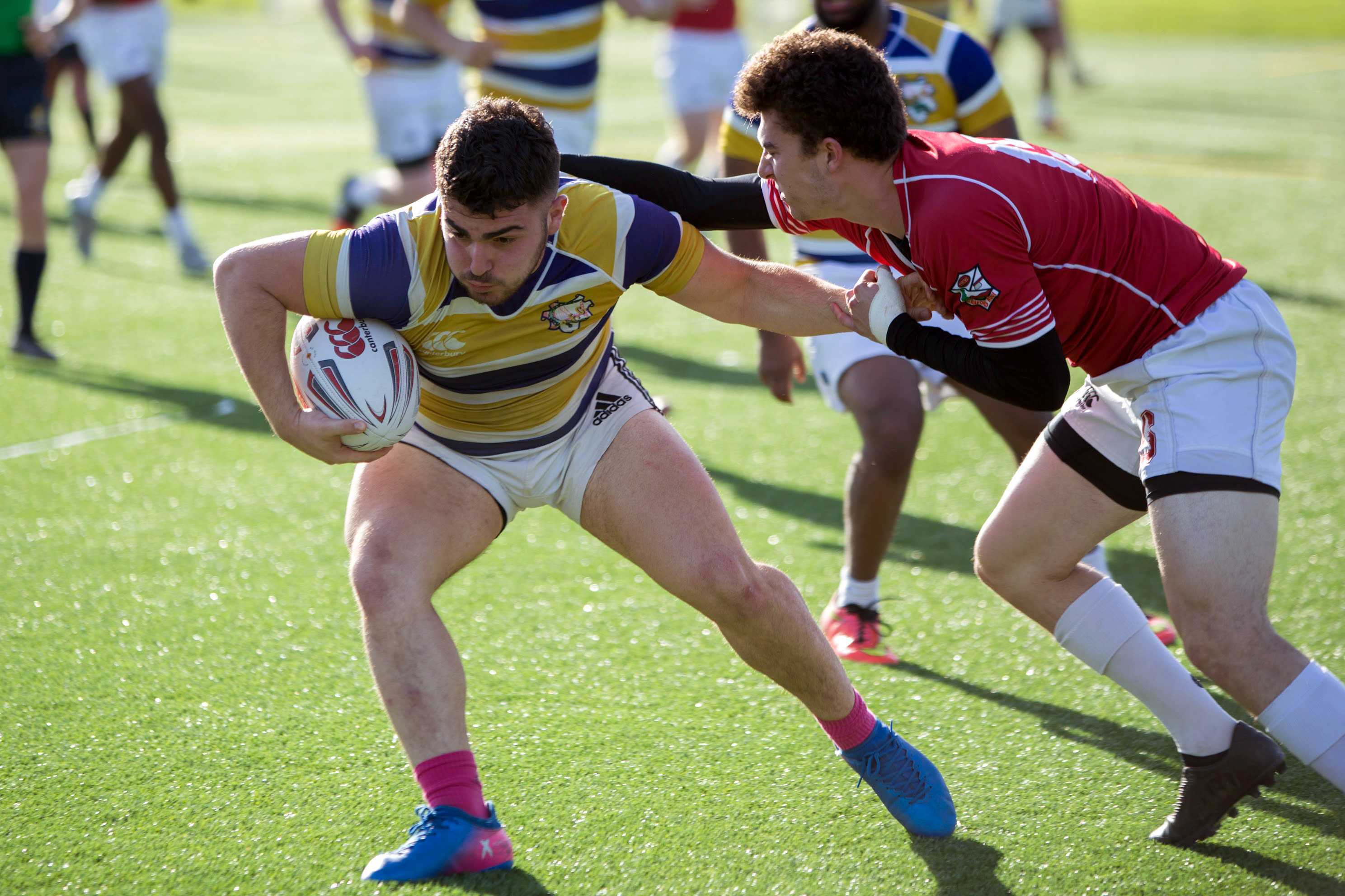 Men's rugby team seeks to persevere after loss to Stanford