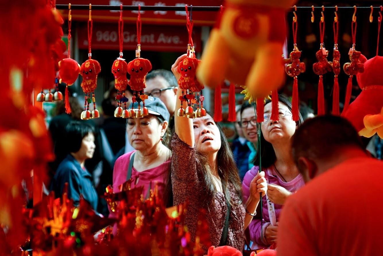 Students struggle to find the time for the Lunar New Year