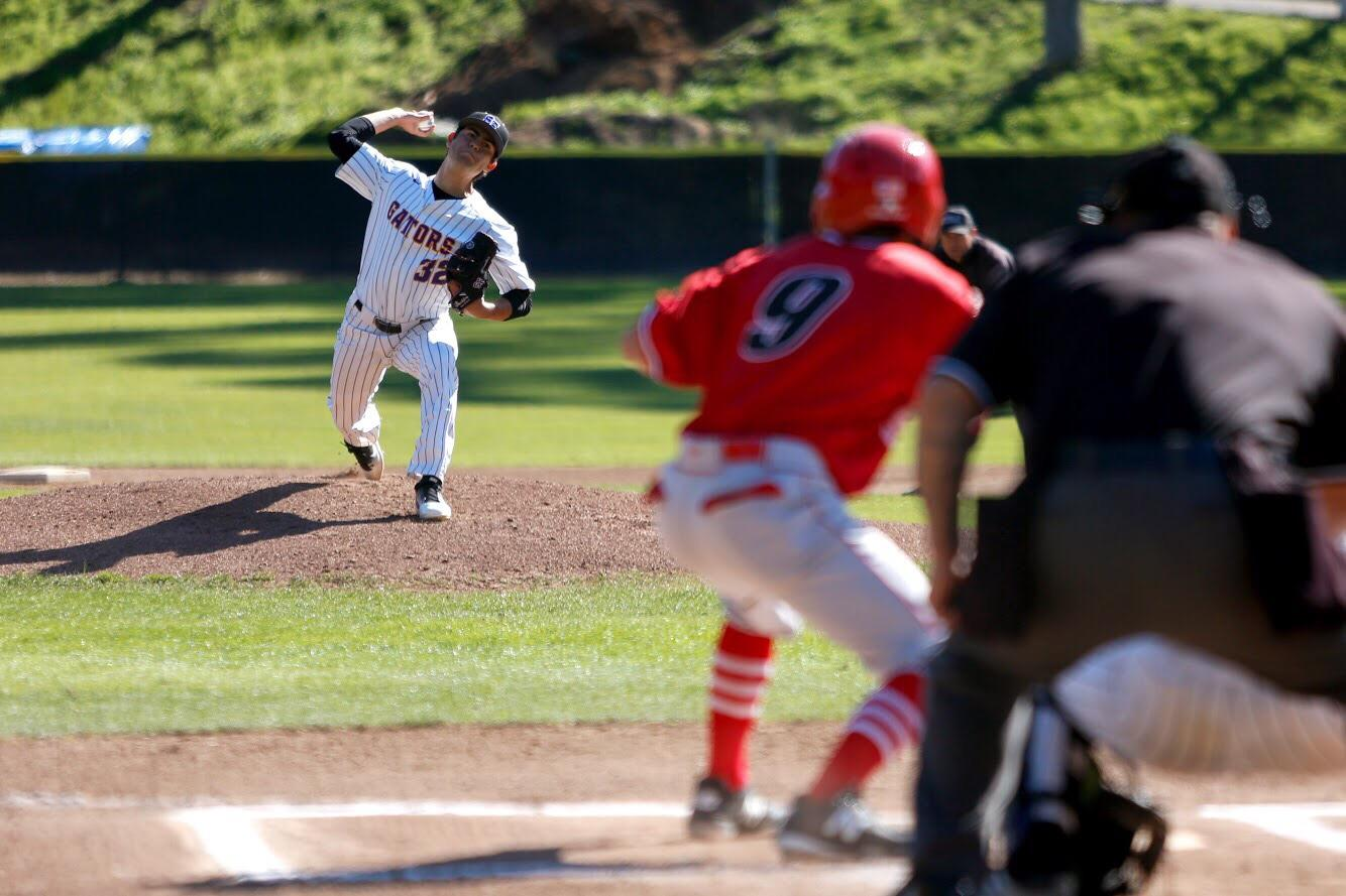 SF State unable to get bats going in series opener to Stanislaus State