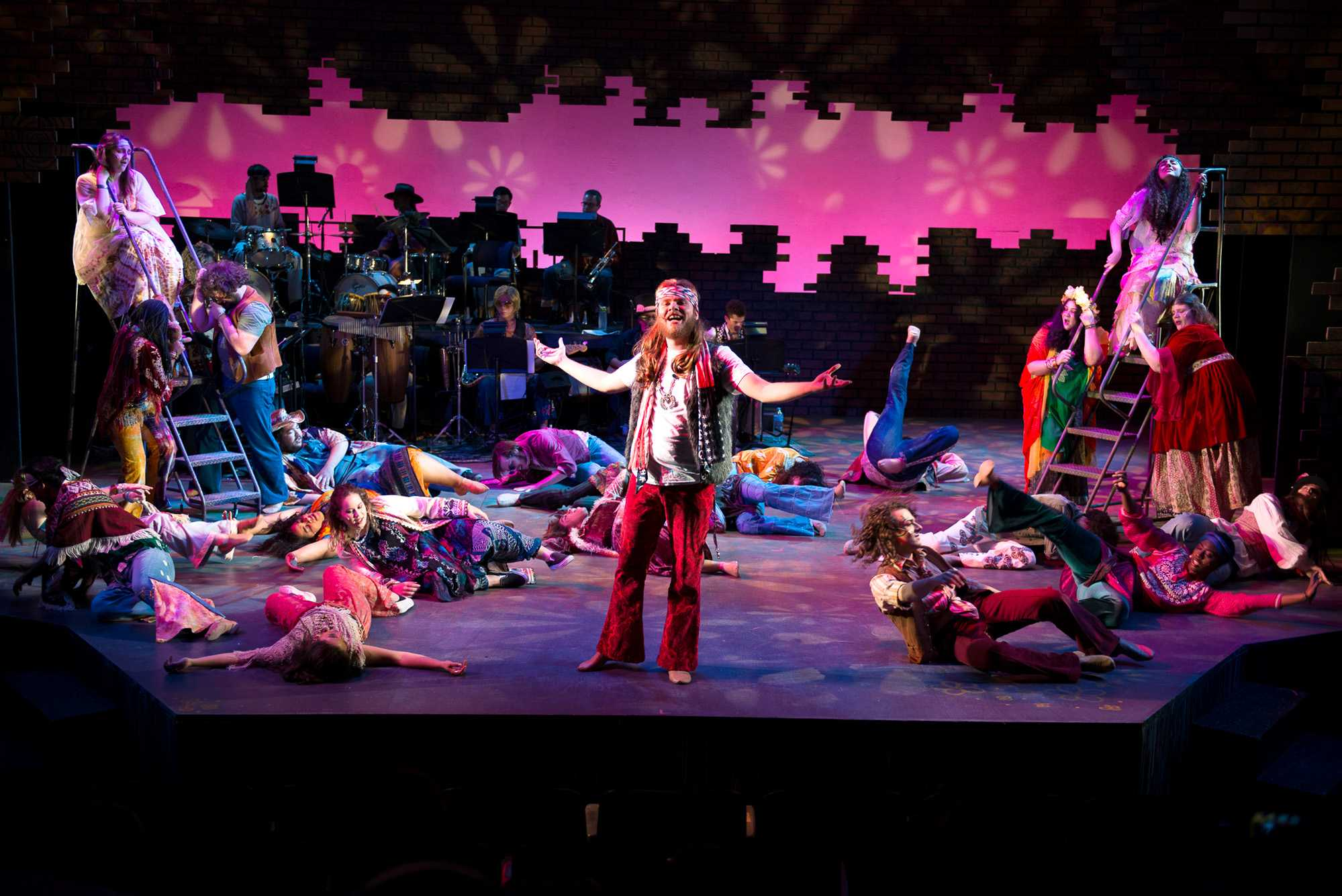 """Hair"" brings in sold out crowd opening night"