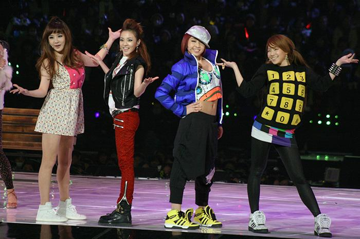 The popularity of K-Pop musical acts like 2NE1 Fire have drawn more people to participate in SFSU Korean Student Association events. (Courtesy of Wiki Commons)