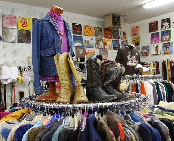 Thrift Stores are an excellent alternative for shoppers hoping to save money while avoiding bad business practices from cheap retail outlets. (Photo courtesy of Wiki Commons)