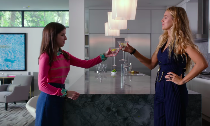 """A Simple Favor"" has some dark twists"