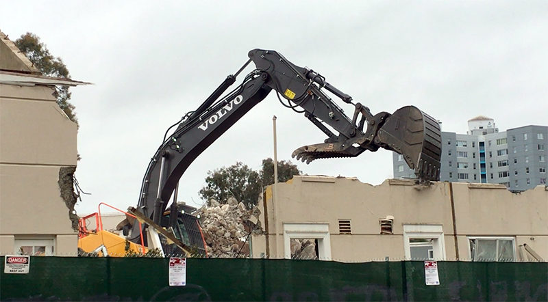 SF State breaks ground on $81M Liberal and Creative Arts construction project