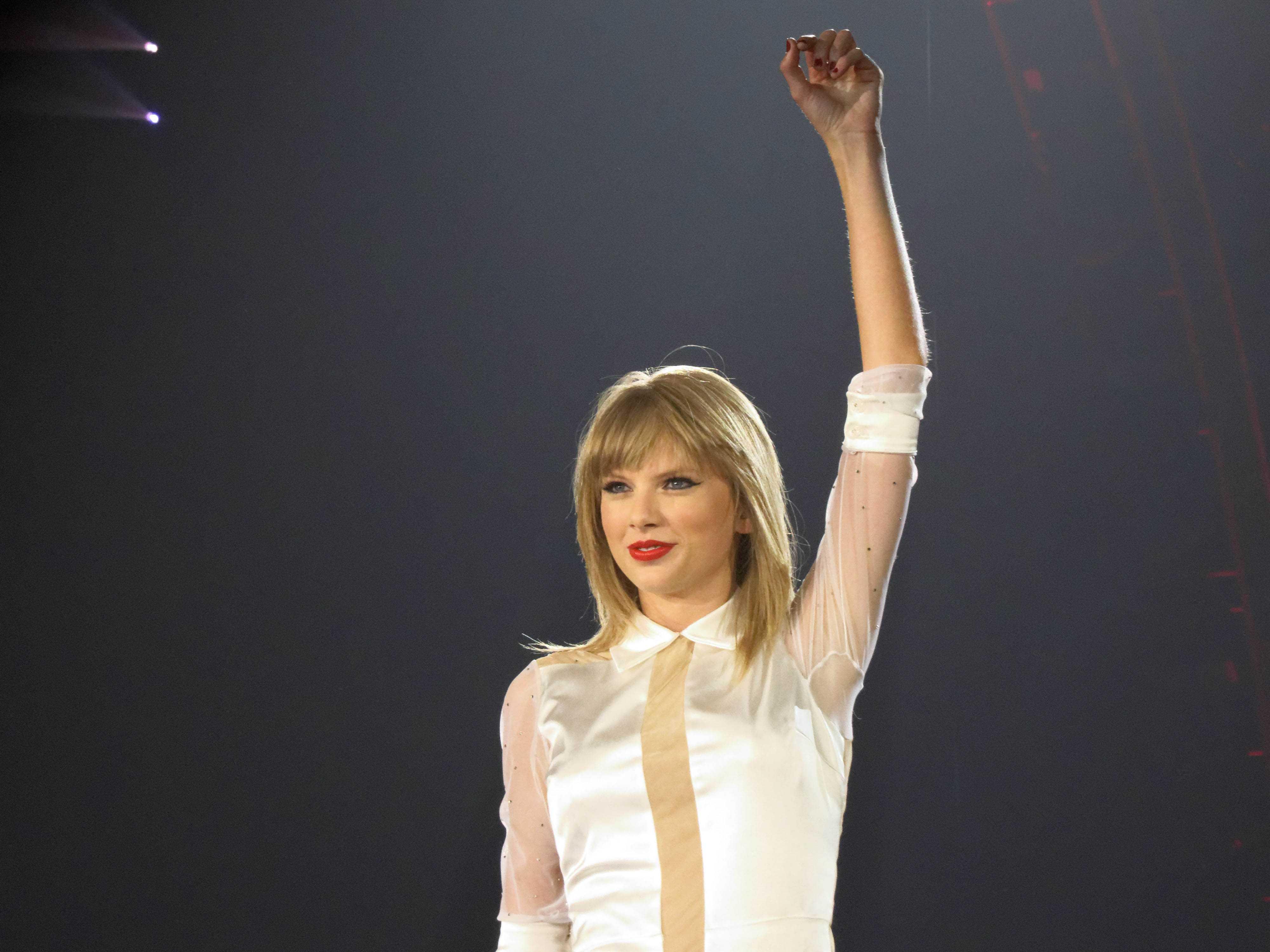 Taylor Swift Red Tour, Tacoma WA