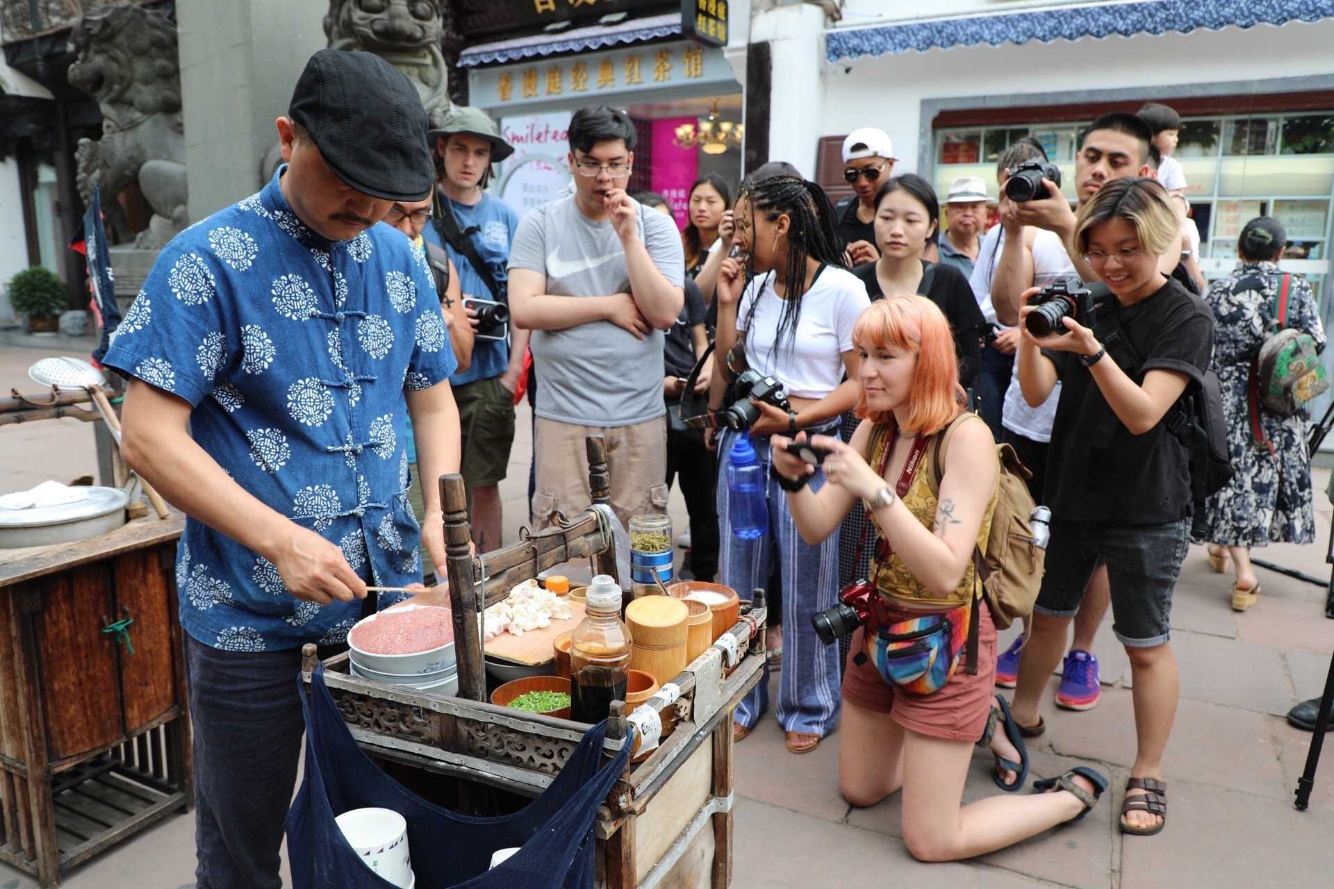 SF State film students go to China