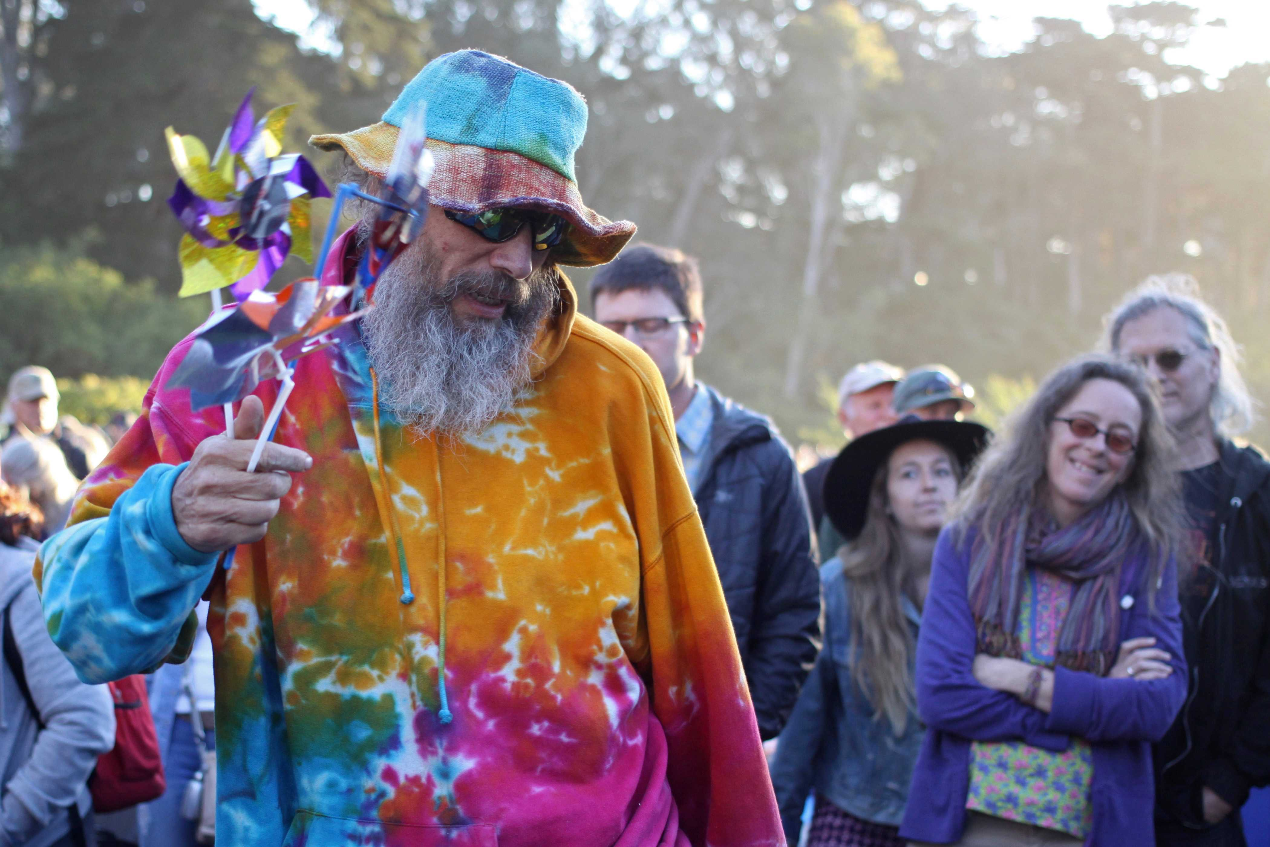 Hardly Strictly Bluegrass Festival brings crowds of all ages