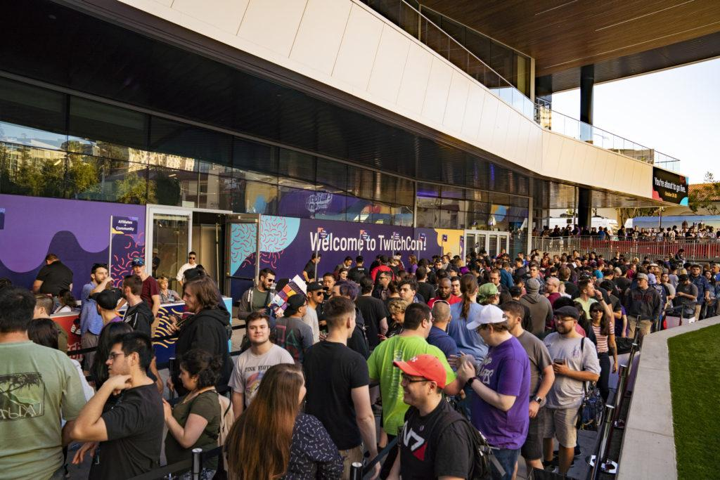 Streamers, gamers and community take over San Jose for TwitchCon