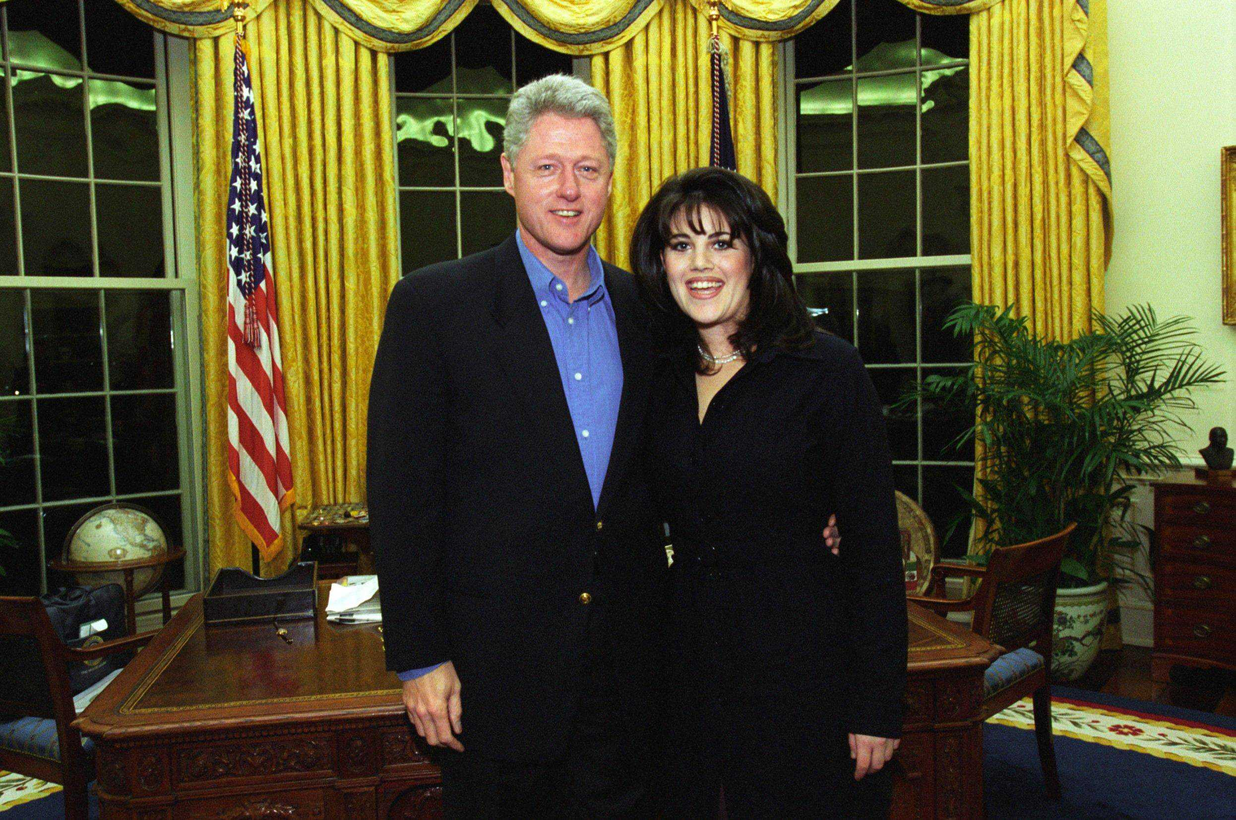 #MeToo, Monica Lewinsky's story 20 years later