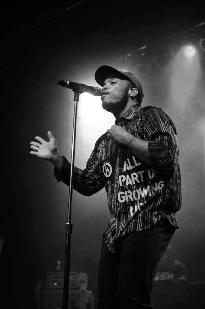 "Anderson .Paak's ""Oxnard"" hits heavy notes"
