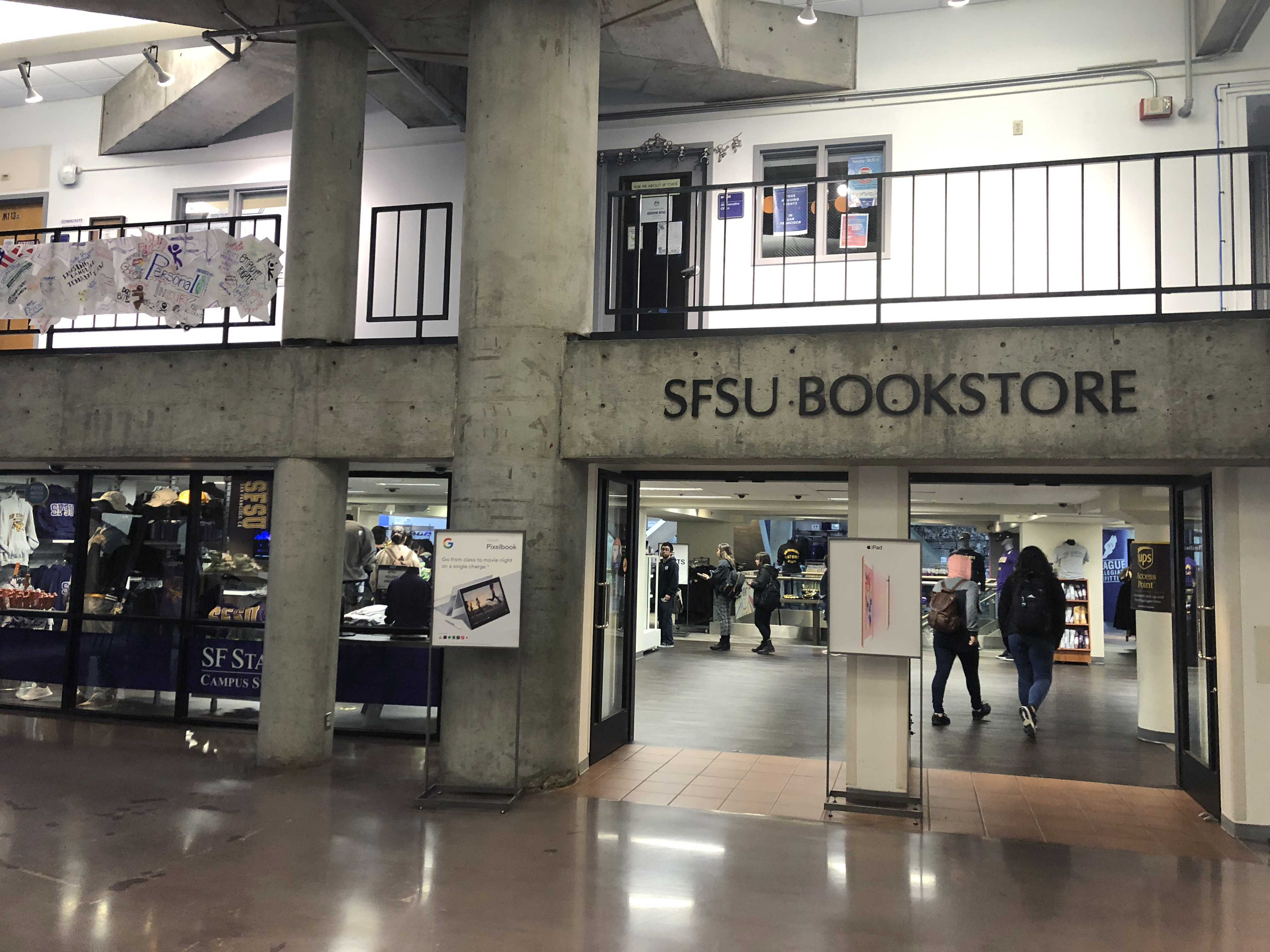 Holiday Deals Arrive at the SFSU Bookstore