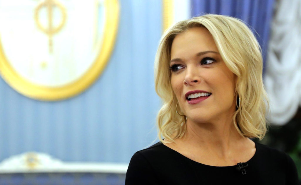 Megan Kelly off the air after