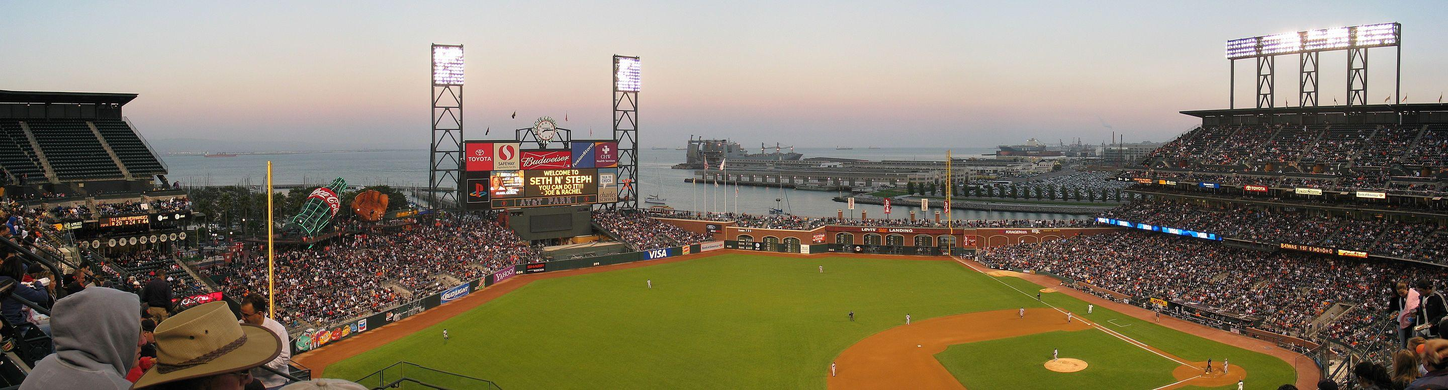 Bacon and Beer Classic at AT&T Park