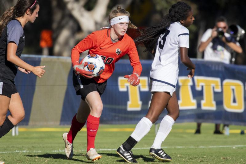 Gators eliminated in CCAA playoffs, fall to dominant UC San Diego