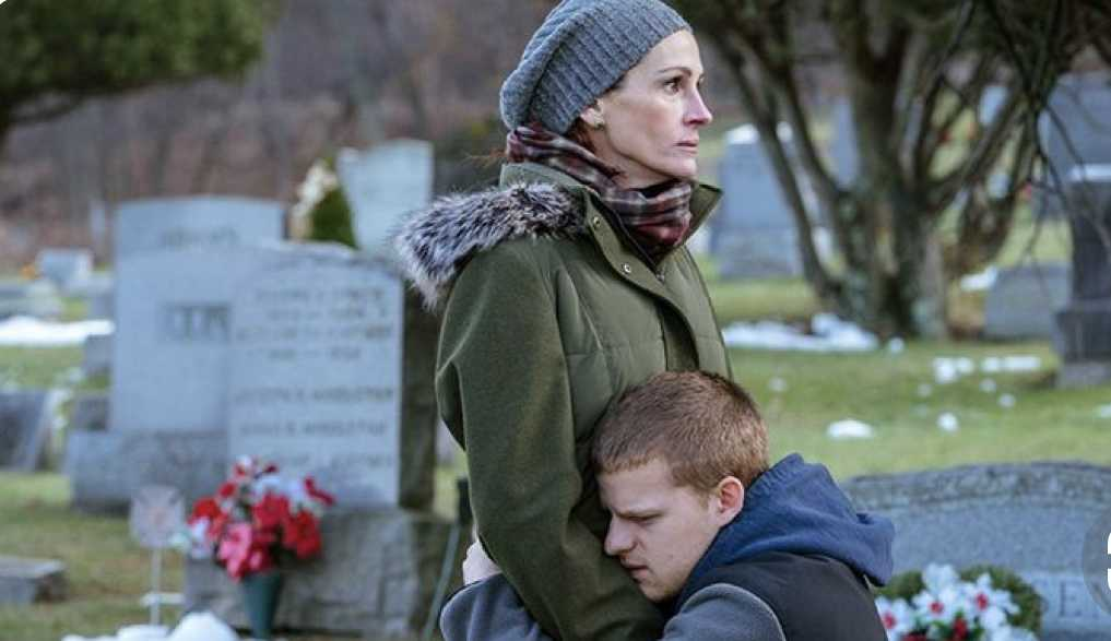 "Lucas Hedges illustrates struggles with addiction in the film, ""Ben is Back"""