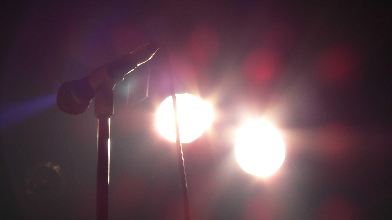 Second open mic night of the season