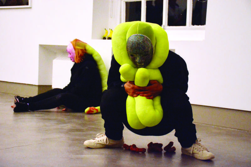 MFA students explore human condition, melancholy through 'Laughter and Tears'