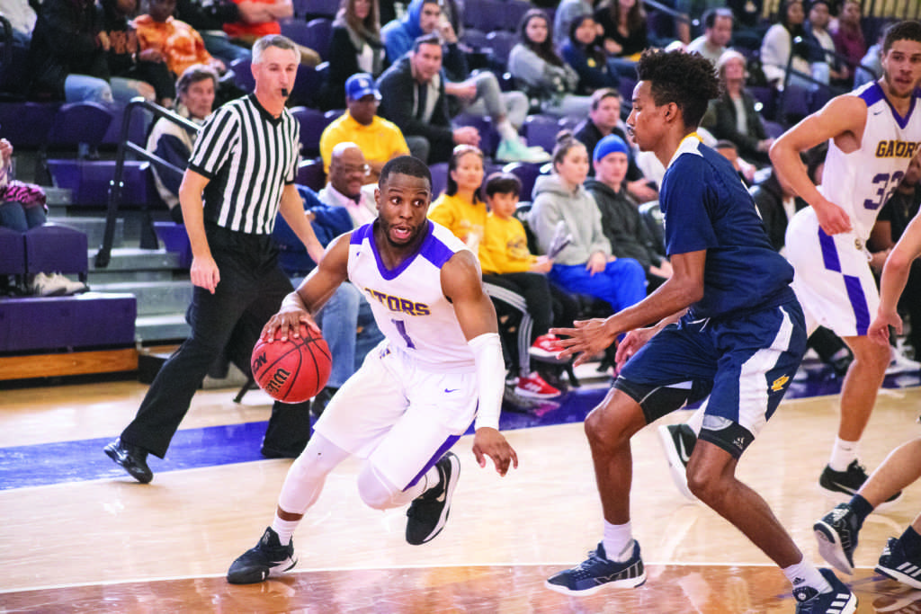 Men's basketball buried by UC San Diego 87-65, senior day soured
