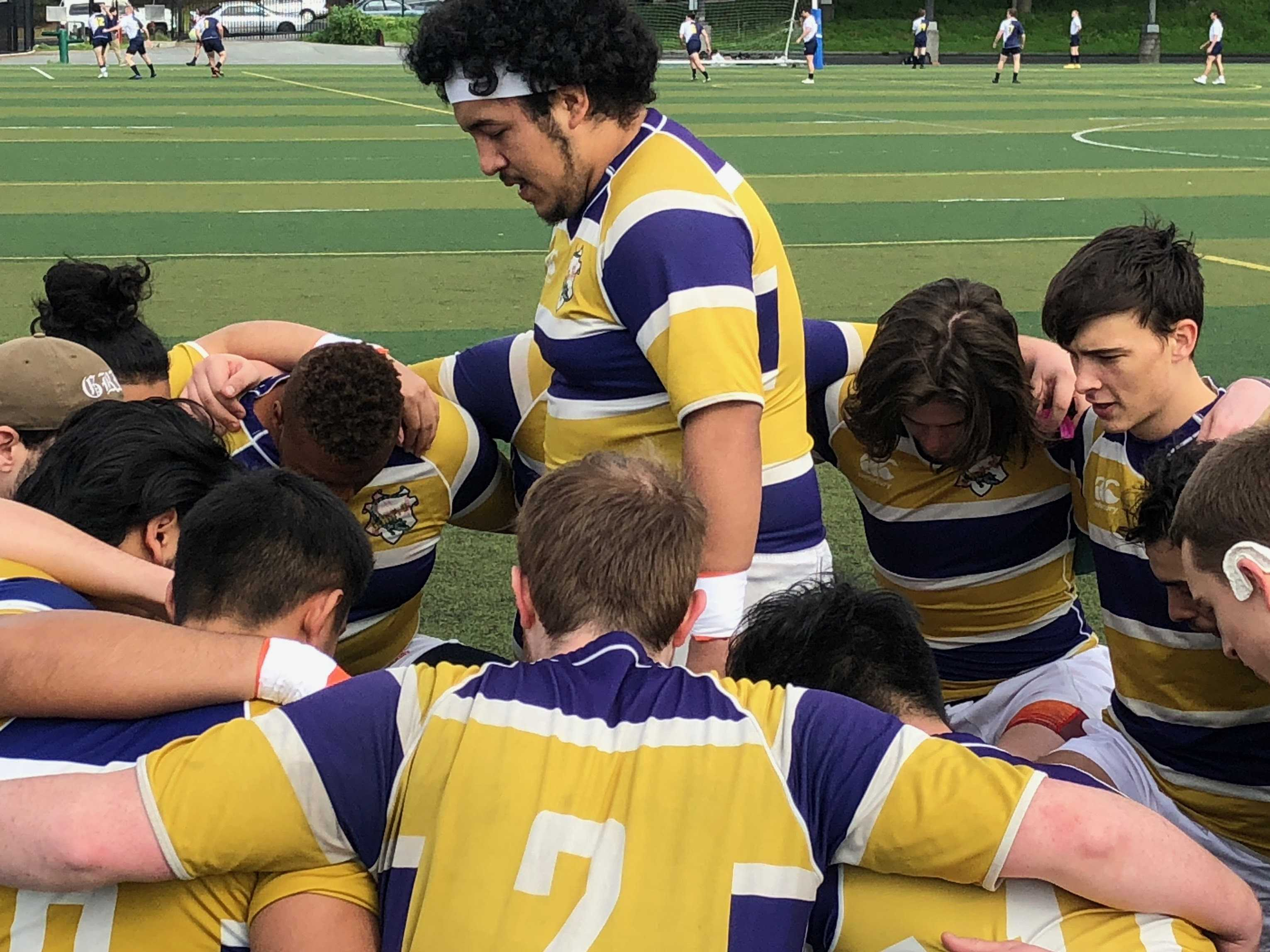 Men's rugby ambushed by University of Nevada-Reno Wolf Pack 97-10
