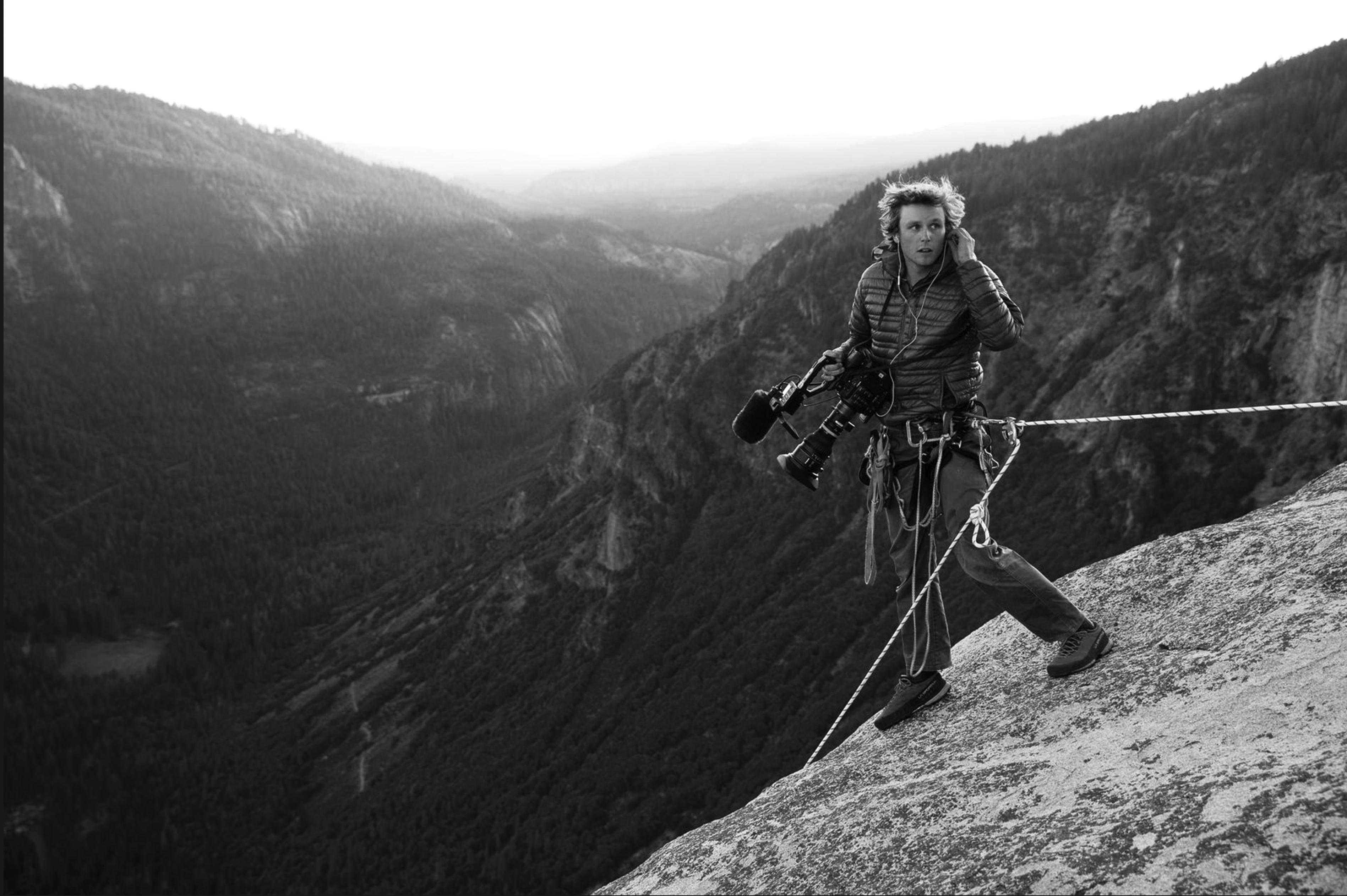 Graduate films El Capitan ascent