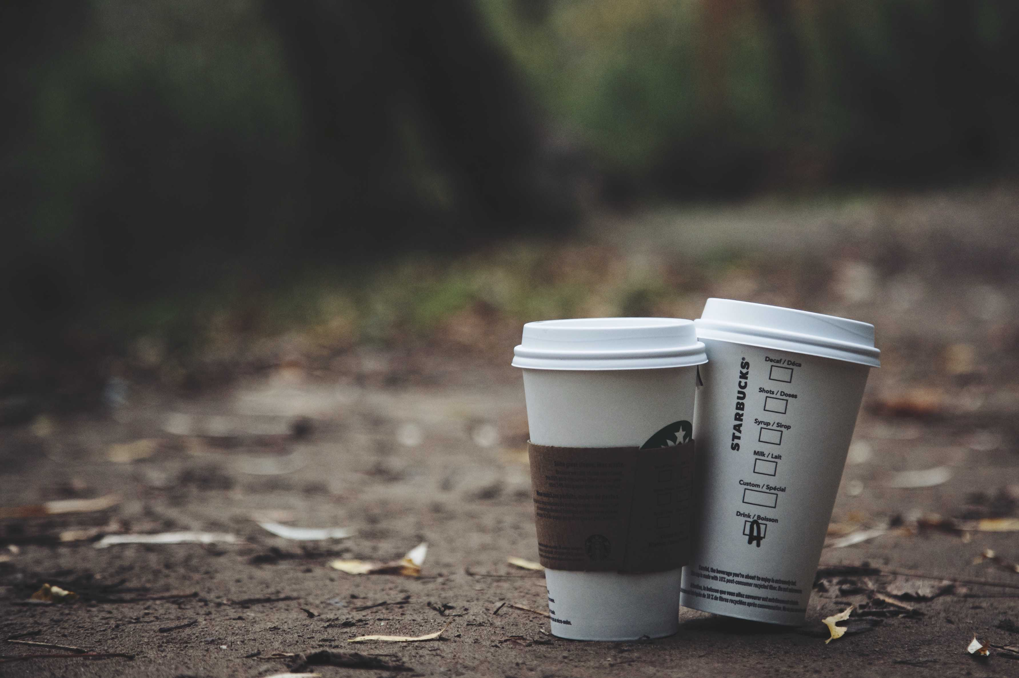 The newest eco-friendly accessory: reusable cups