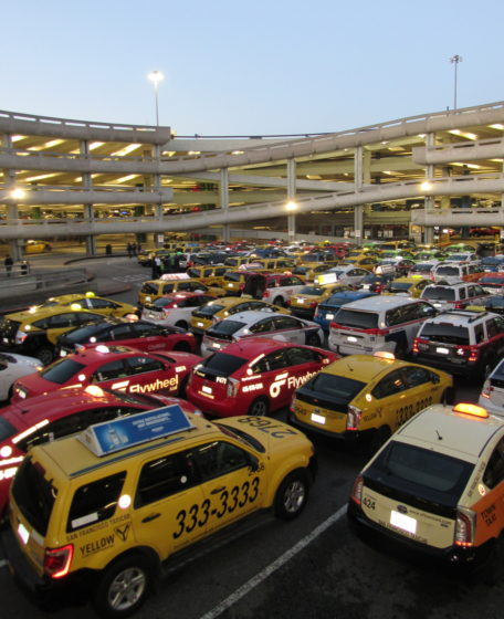 SF taxi drivers preparing to protest over new SFMTA policy