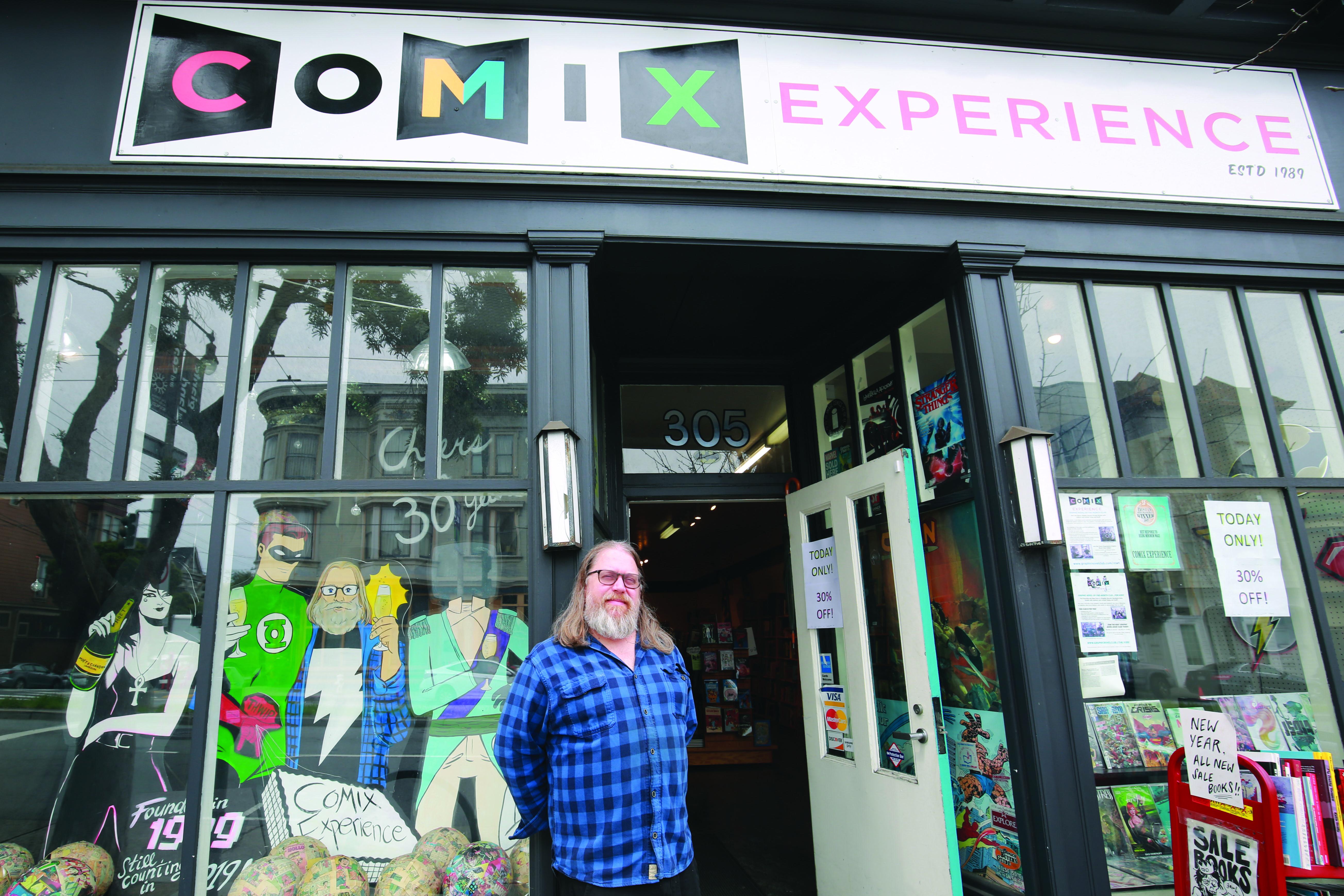 Comix Experience celebrates 30th Anniversary