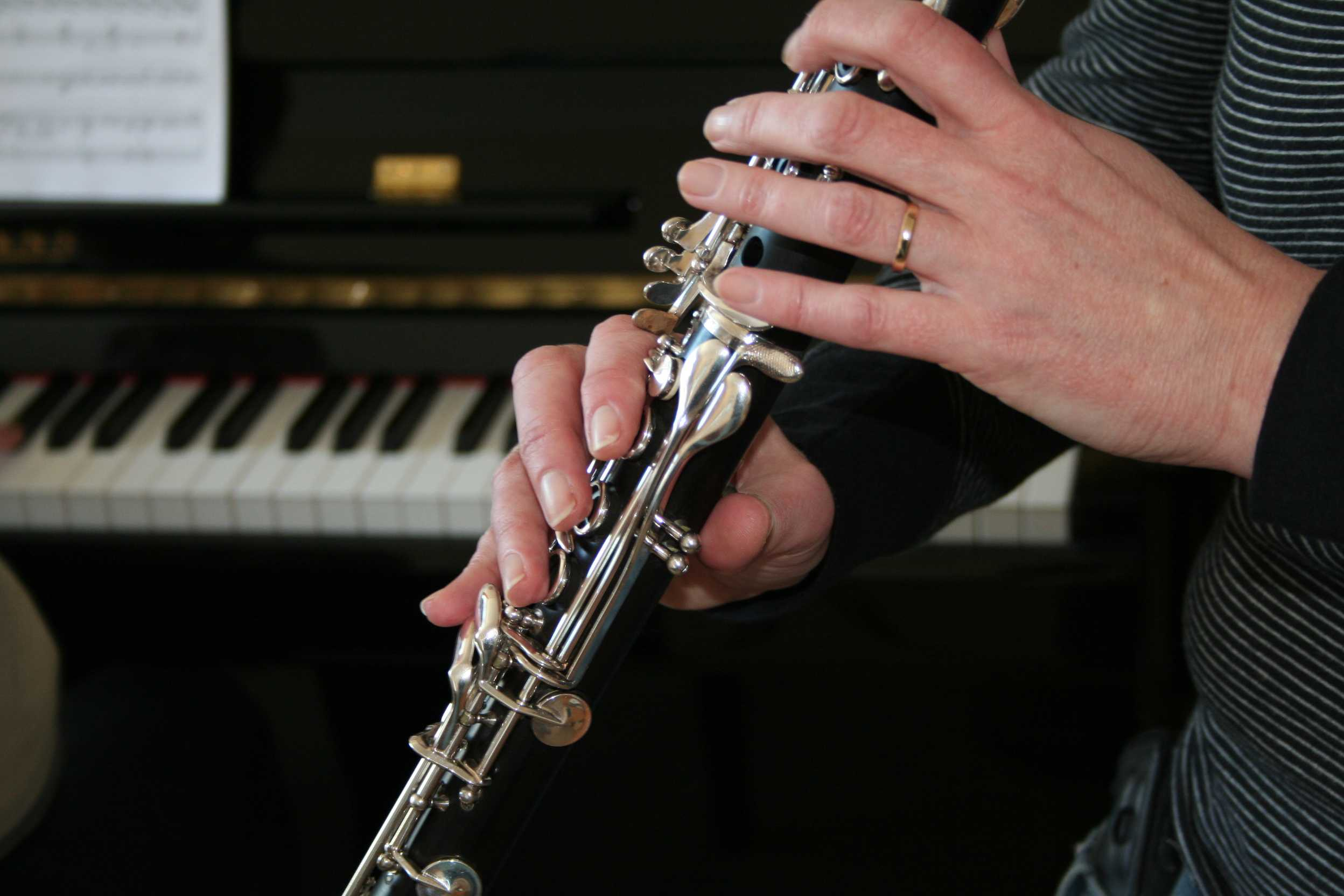 Clarinetist and pilates instructor to give lecture