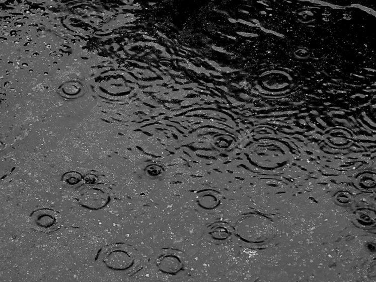 Campus loses power amid rainy weather