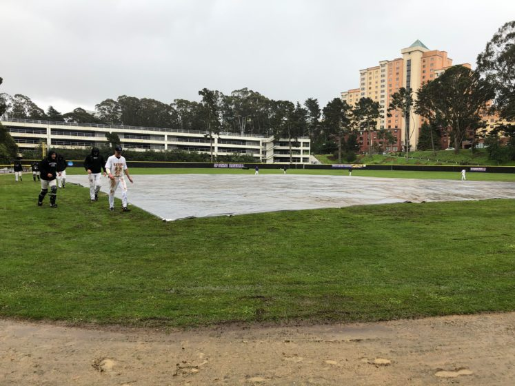 Gators forced to cancel series against top-ranked UC San Diego