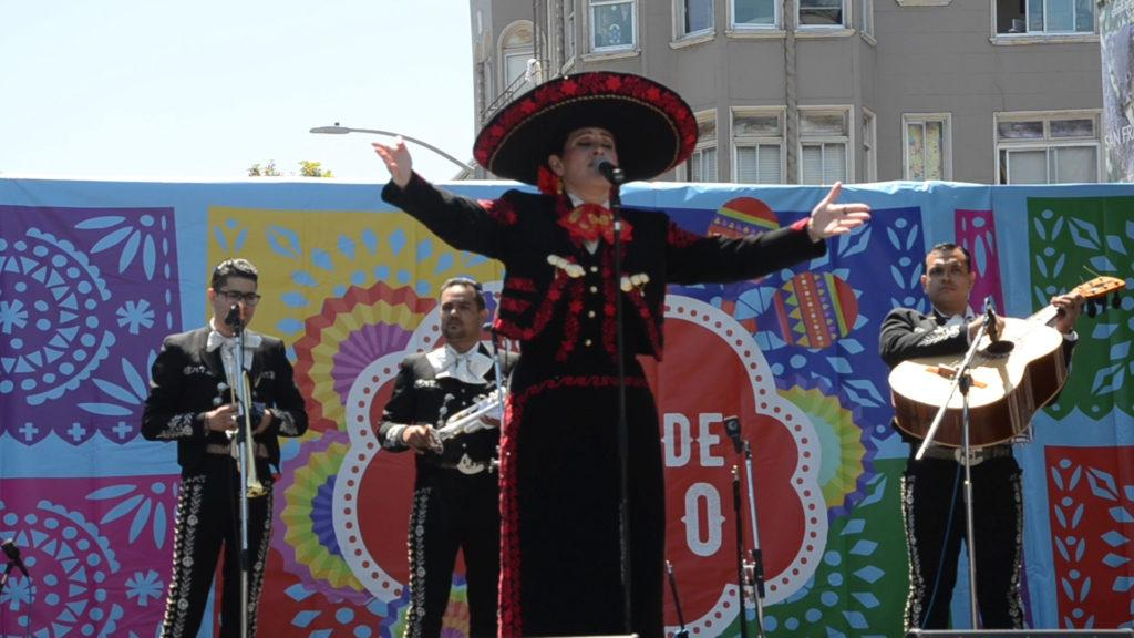 The 15th annual Cinco De Mayo Festival in the Mission