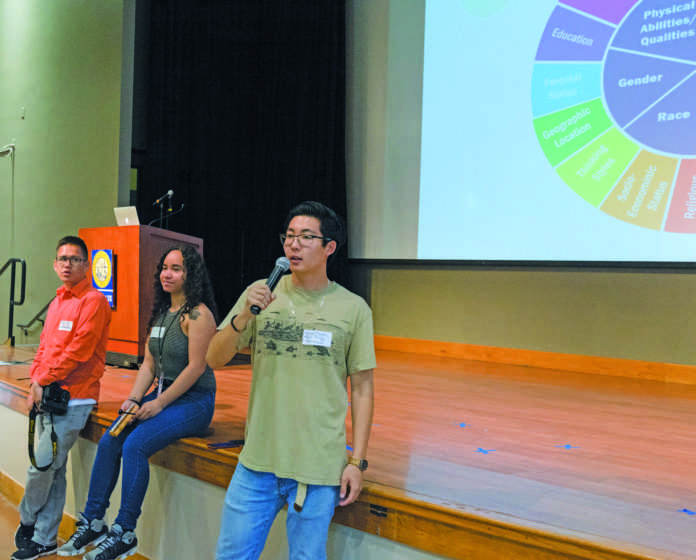 Self-care symposium highlights mental health battles of marginalized students