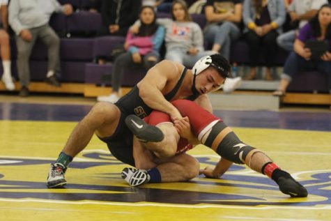 PHOTOS: Men's wrestling triumphs in California Collegiate Open