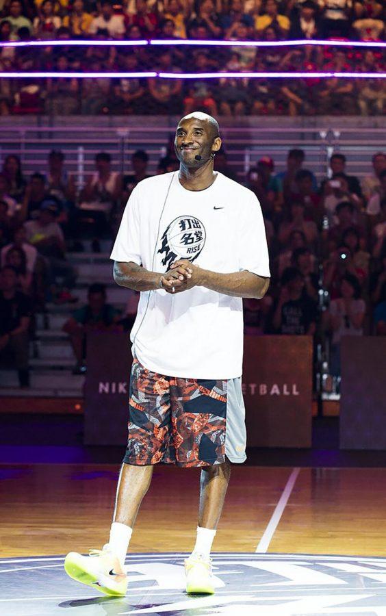 Kobe Bryant by genewang0123 (Courtesy of Creative Commons)