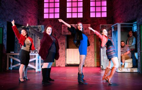 """Bay Area Musicals casts SF State alum for """"THE FULL MONTY"""""""